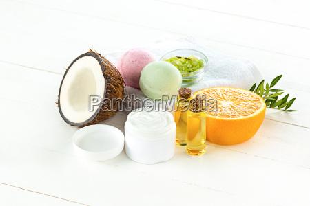 natuerliches kokosnussoel
