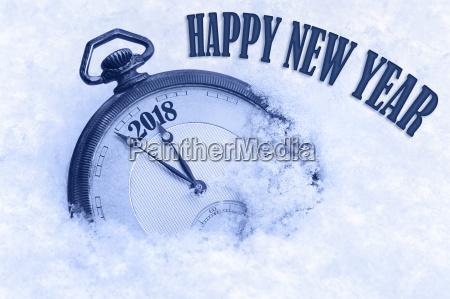 2018 happy new year new year