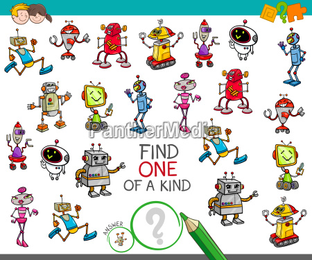 one of a kind game with