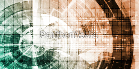business technologie netzwerk