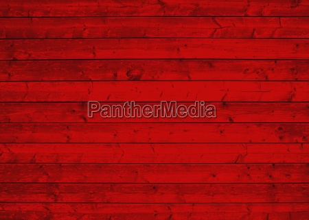rustic background with red wooden boards