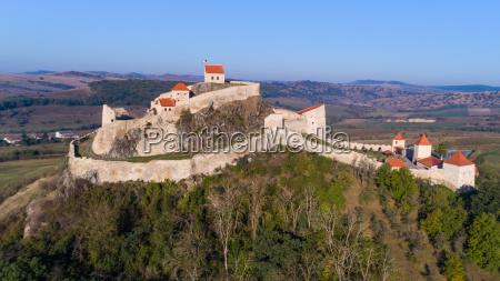 rupea fortress brasov county romania