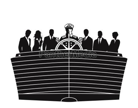 executive holding course direction