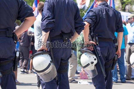 polizei strafverfolgungsbehoerden