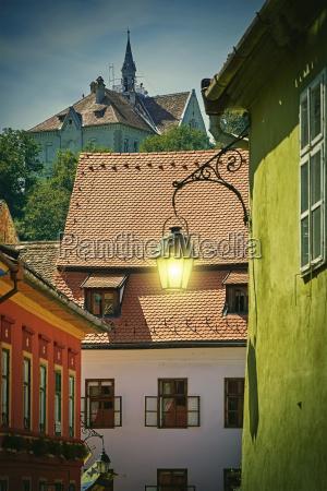 old city of sigisoara