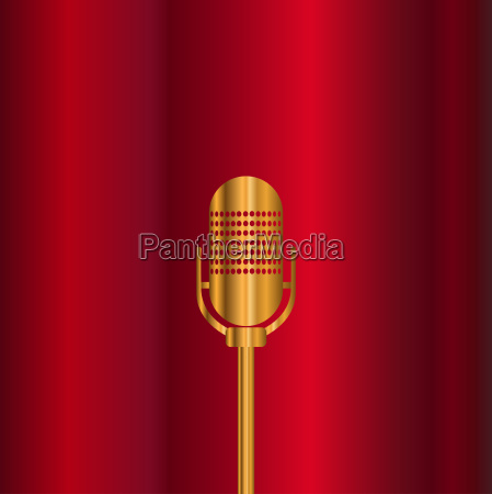 musik kunst musikalisch grafik golden illustration