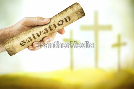 the message of salvation from the