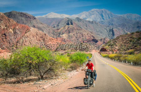 on the road to cafayate