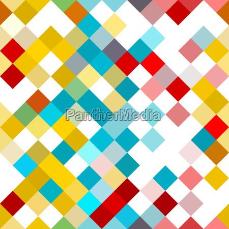 nahtloser abstrakter quadrat hintergrund