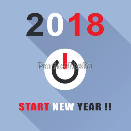 hintergrund in neujahr
