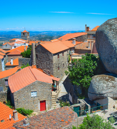 famous monsanto village architecture portugal
