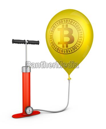 pump and bitcoin