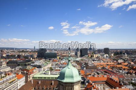 austria vienna cityscape