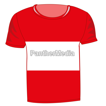 t shirt with flag of the