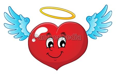valentinstag herz thema bild 4