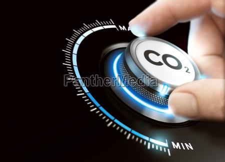 reduzieren sie den kohlenstoffdioxid fussabdruck co2