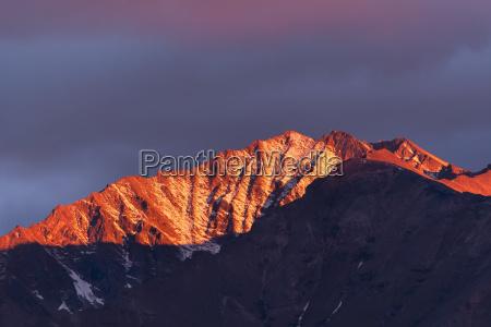 berge park nationalpark sonnenuntergang wolke sonnenaufgang