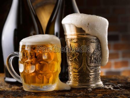 bier in allen seinen formen