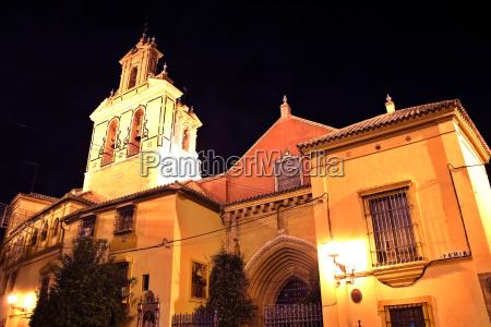 parish church of san juan de