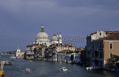 canale grande venedig italien