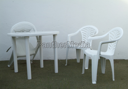 furniture chairs sits plastic synthetic material