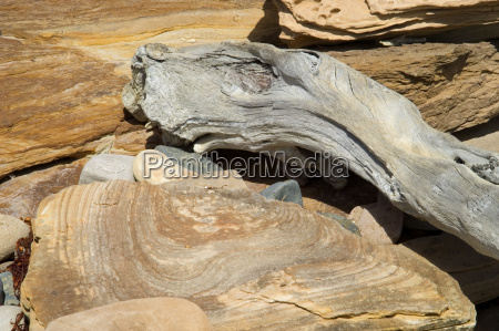 colorful sandstone cliffs painted cliffs in