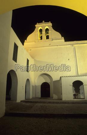 historische kirche von sant antoni de