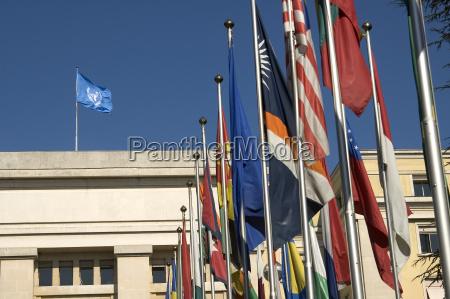 europasitz der vereinten nationen genf schweiz
