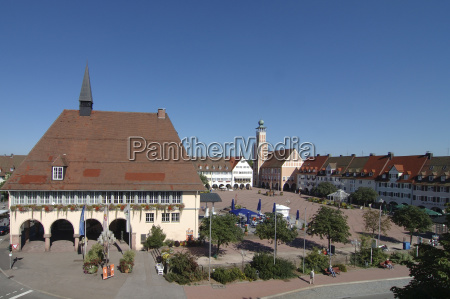 oberer marktplatz m stadthaus