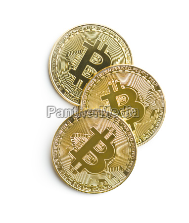 golden bitcoins cryptocurrency