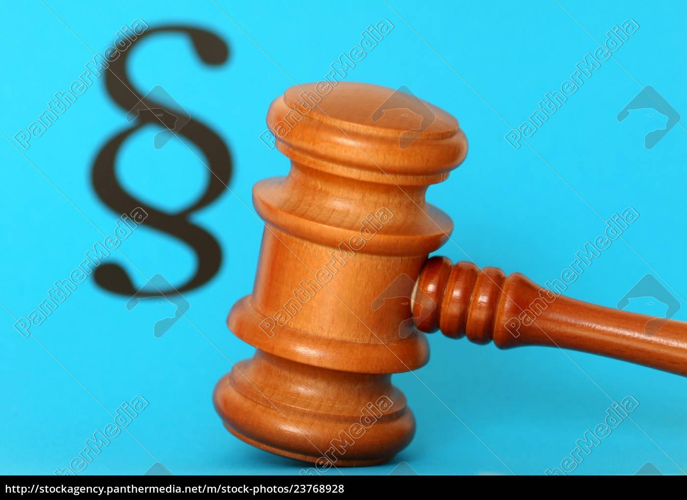 richterhammer, und, paragraph, , , symbolbild, justiz, - 23768928