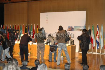 medieninteresse pressekonferenz