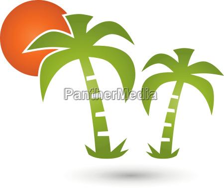 palmen und sonne reisebuero logo