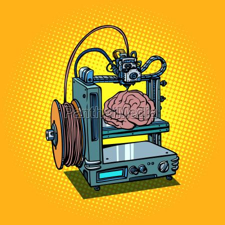 gehirn biotechnologie die menschliche organe druckt