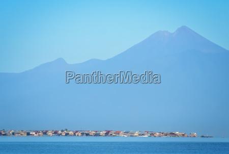 coastal village in sumbava