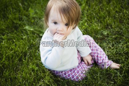 portrait des babys 6 11 monate