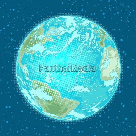 planeta tierra clima naturaleza y medio