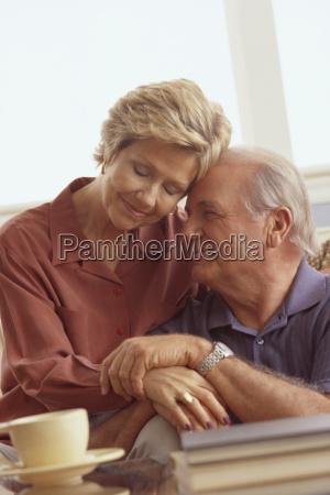 senior paarumfassung