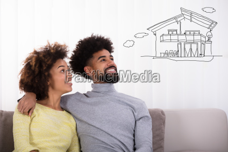 couple thinking of getting their own