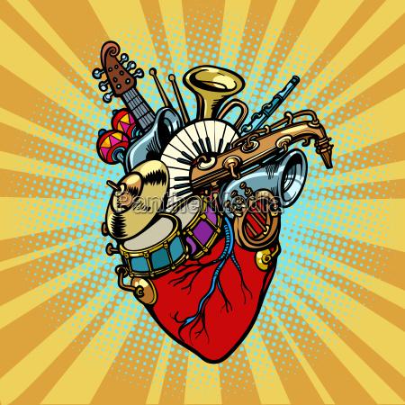 musik im herzen musikalische orchesterinstrumente