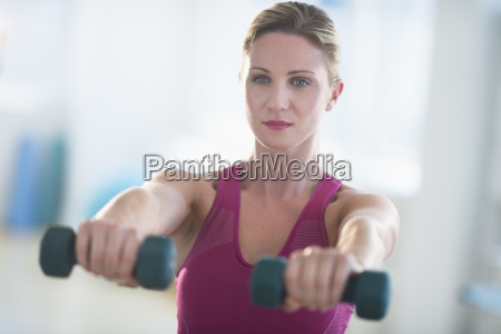 frau gesundheit horizontal konzentration tags tagsueber