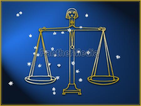 waage astrologisches zeichen