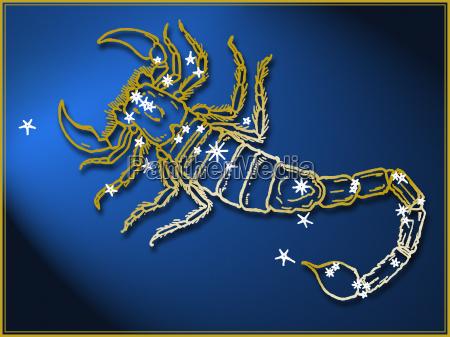 skorpion astrologisches zeichen