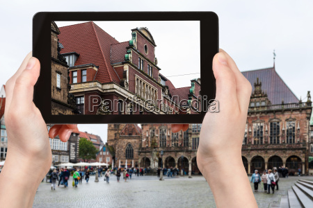tourist fotografiehaus am bremer marktplatz