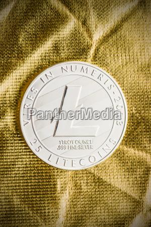 litecoins digital cryptocurrency