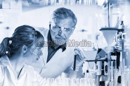 health care researchers working in scientific