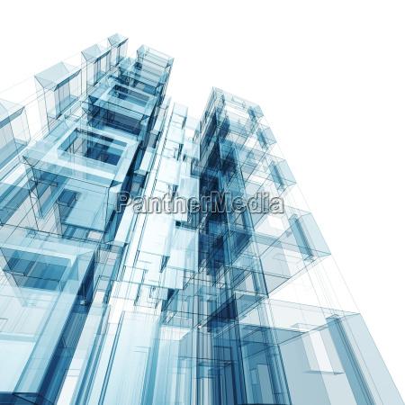 concept exterior 3d rendering