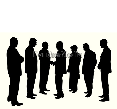 business people group at a meeting