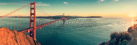 golden gate bridge san francisco kalifornien