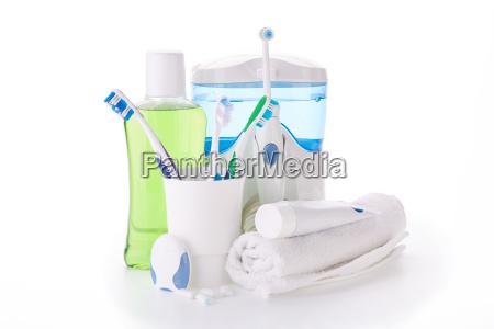 zubehoer zur zahnreinigung mundhygiene